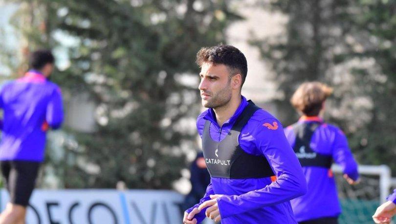Medipol Başakşehir, Fenerbahçe maçı hazırlıklarını sürdürdü