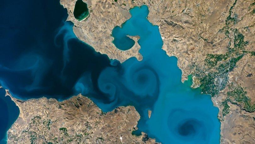 Son dakika: NASA oylamasını Van Gölü kazandı! Haberler