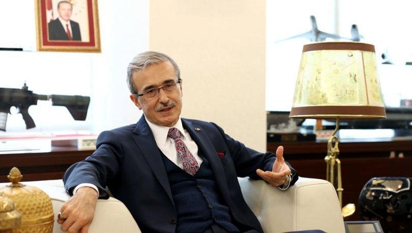 Savunma Sanayii Başkanı Demir'den ambargo açıklaması: