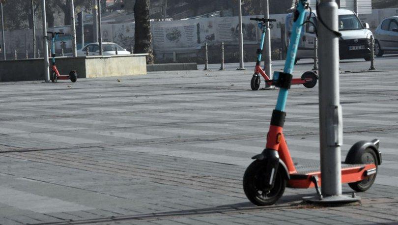 E-scooter'da yeni kuralları neler? SON DAKİKA: E-scooter yönetmeliği yayınlandı