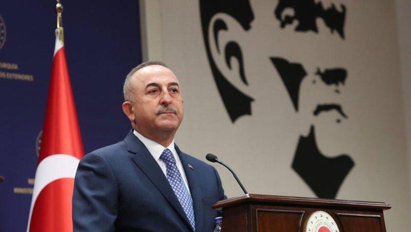 SON DAKİKA: Dışişleri Bakanı Çavuşoğlu'ndan Mısır açıklaması! - Haberler