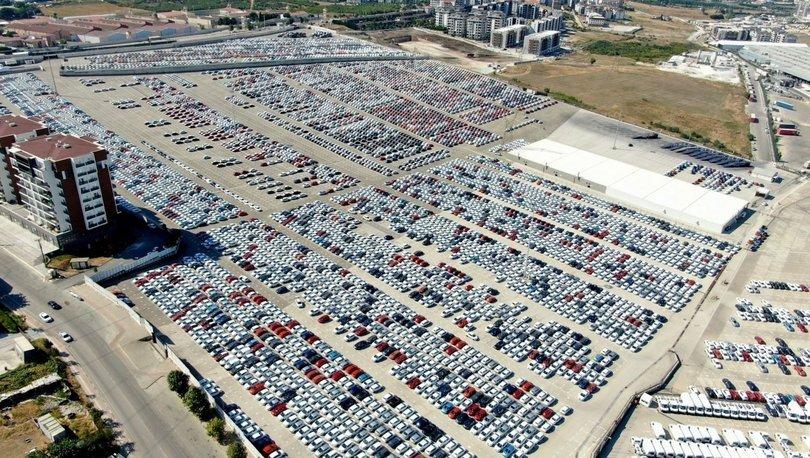 İlk çeyrekte 2.7 milyar dolarlık otomobil ihracatı yapıldı