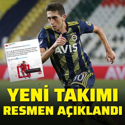 Fenerbahçe, Ömer Faruk'un yeni takımını açıkladı