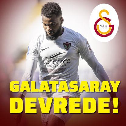 Galatasaray devrede!