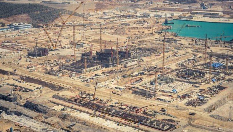 Akkuyu Nükleer'e 500 milyon dolar kredi