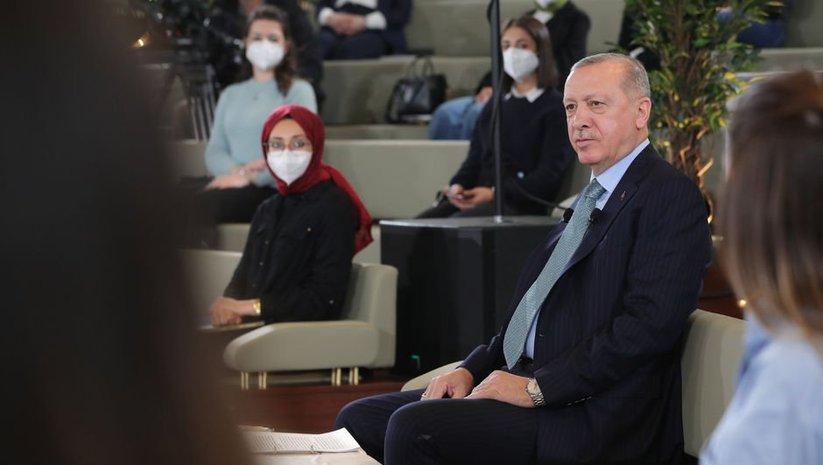 Cumhurbaşkanı Erdoğan'dan 'Kanal İstanbul' mesajı