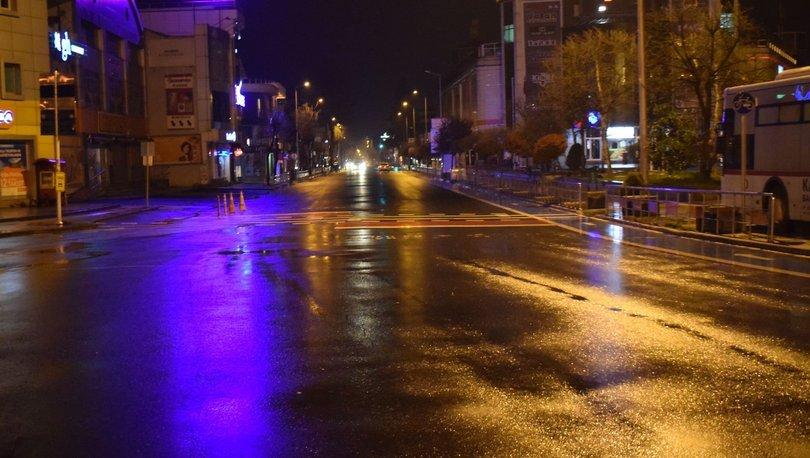 Son dakika haberi 81 ilde sokağa çıkma kısıtlaması başladı! Yasak saat kaçta başlıyor? - Haberler