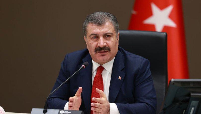 Sağlık Bakanı Fahrettin Koca'dan sağlık çalışanlarına sahip çıkma çağrısı
