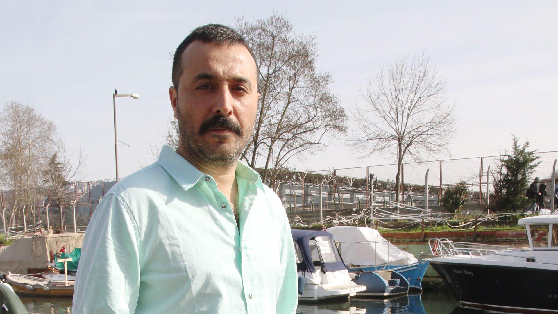 Mustafa Üstündağ Bodrum'da istenmiyor