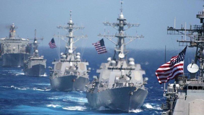 ABD, Karadeniz'e çıkacağı bildirilen savaş gemilerinin 14-15 Nisan'da Boğazlar'dan geçişini iptal etti