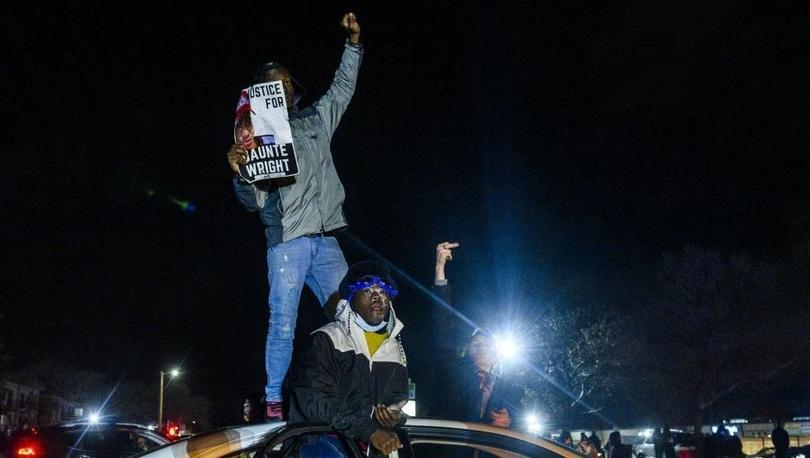 Daunte Wright: ABD'de siyah genci vuran polisin ve emniyet müdürünün istifası protestoları dindirmedi