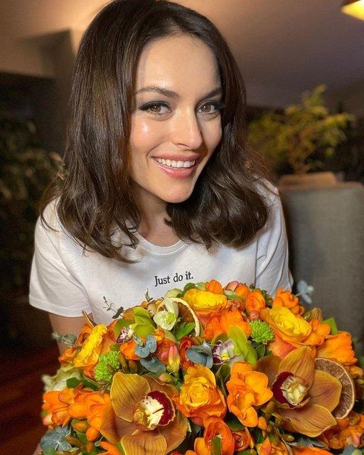 Ezgi Mola: Vegan besleniyorum - Magazin haberleri
