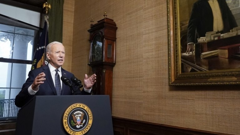 Biden, ABD'nin 11 Eylül'e kadar Afganistan'dan çekileceğini açıkladı
