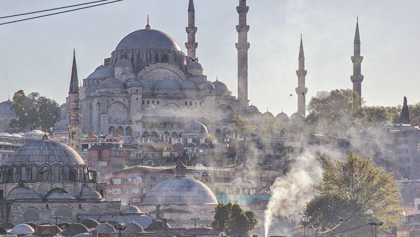 İstanbul'da hava kirliliği 1 ilçe dışında yüzde 10 azaldı
