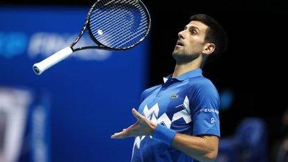 Djokovic üçüncü turda veda etti
