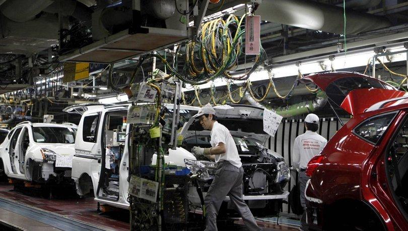 Nissan Japonya'da üretime ara veriyor