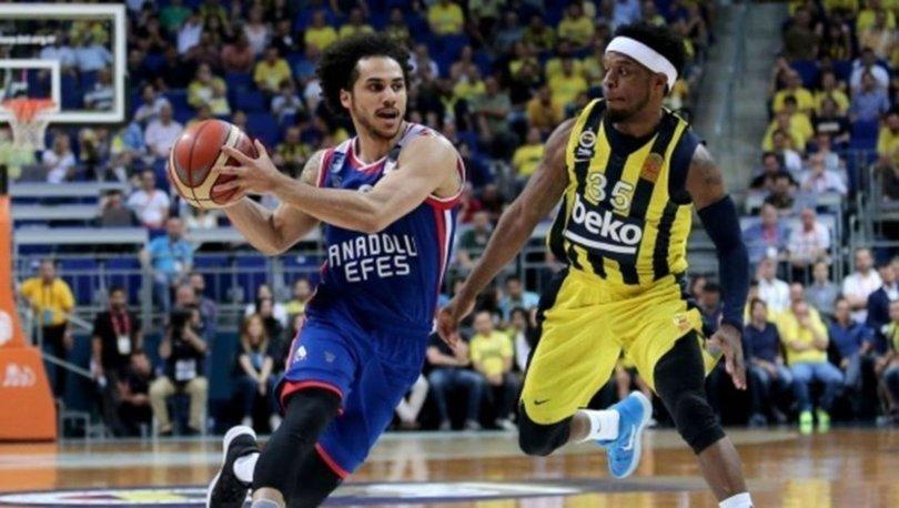 Euroleague play off ne zaman 2021? Anadolu Efes ve Fenerbahçe'nin rakipleri kimler? Euroleague play off eşleşm