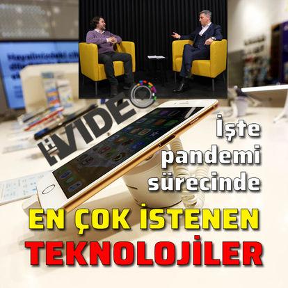 Pandemi teknolojide neleri değiştirdi? Türk Telekom'dan en çok hangi bu ürün ve hizmetler isteniyor?