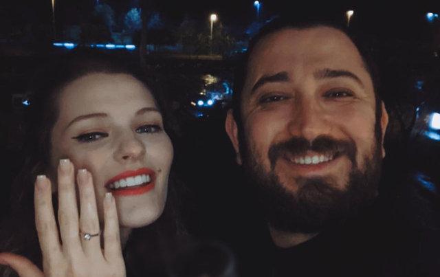 Gözde Türker: Pandemiden dolayı evlenemedik - Magazin haberleri