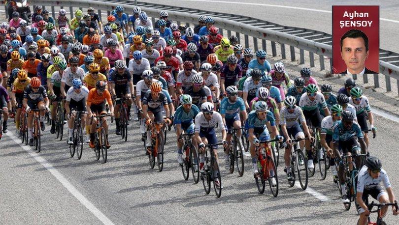 Ralli Cycling, 56. Cumhurbaşkanlığı Türkiye Bisiklet turu'ndan çekildi