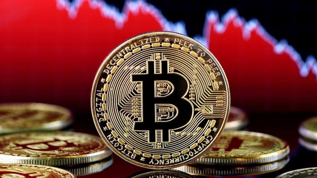 Bitcoin'de düşüş