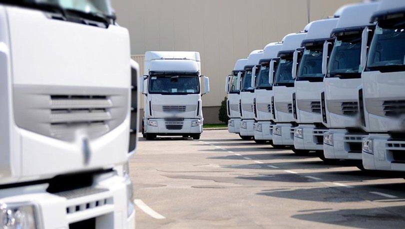 Türkiye'nin çekici ihracatı ilk çeyrekte 255 milyon 333 bin dolar oldu