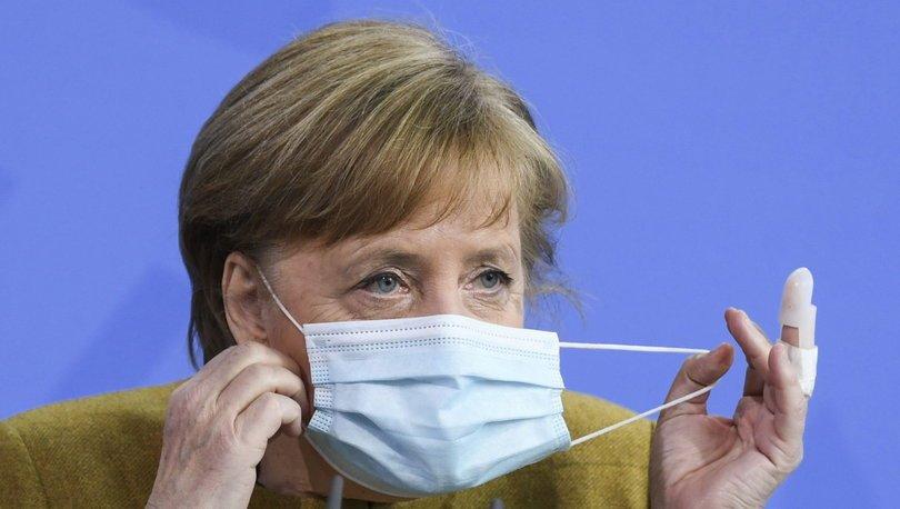 Almanya Başbakanı Angela Merkel önlemleri sıkılaştıracak