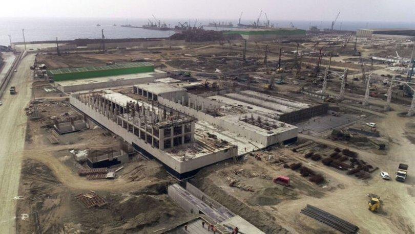 Tosyalı holding, İskenderun tesisine yapacağı yatırımın büyüklüğünü 2.5 milyar dolara yükseltti