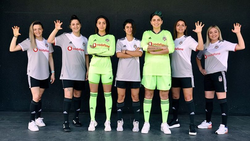 Beşiktaş Vodafone Kadın Futbol Takımından 7 transfer