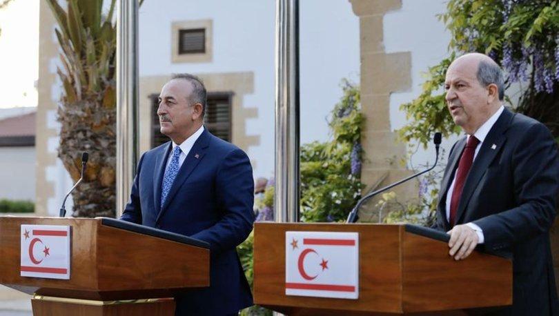 Son dakika: Çavuşoğlu'ndan Yunan bakan Dendias açıklaması: Cevabını verdim! - Haberler...
