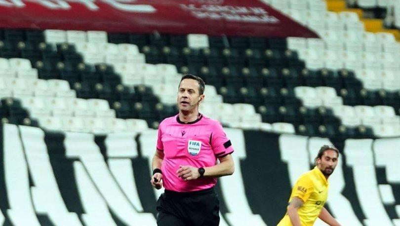 Halis Özkahya üç kez penaltı verdi
