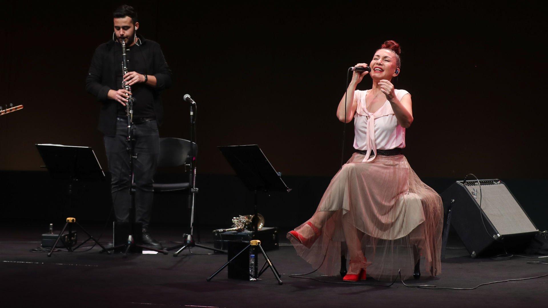 Feryal Öney'den bahar konseri İş Sanat'ta