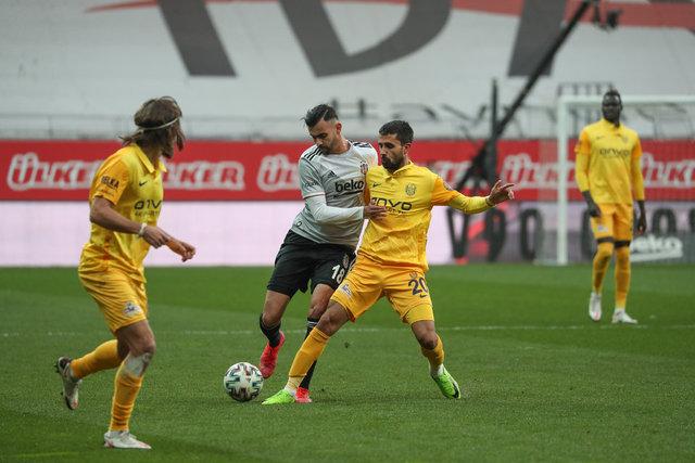 Spor yazarlarından Beşiktaş - Ankaragücü maçı yorumu