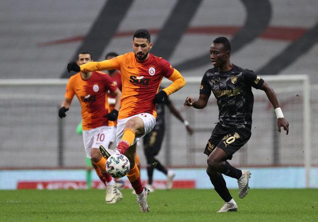 Galatasaray'ın Göztepe maçı muhtemel 11'i
