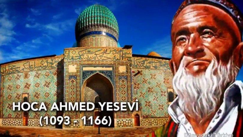 Ahmet Yesevi kimdir, nerelidir? Hoca Ahmet Yesevi nasıl, neden vefat etti? Ahmet Yesevi'nin eşi kimdir?