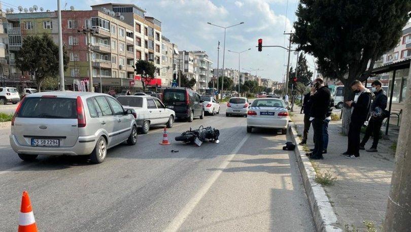 Manisa'da korkunç kaza! 1 ölü