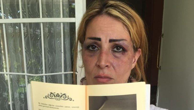 PES DEDİRTTİ! Son dakika: Eşi öldüresiye dövmüştü! 3 yıl önce aşk kitabı yazmış!