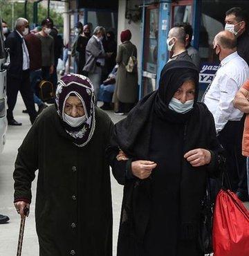 Ramazan'da 65 yaş üstü yasak var mı?