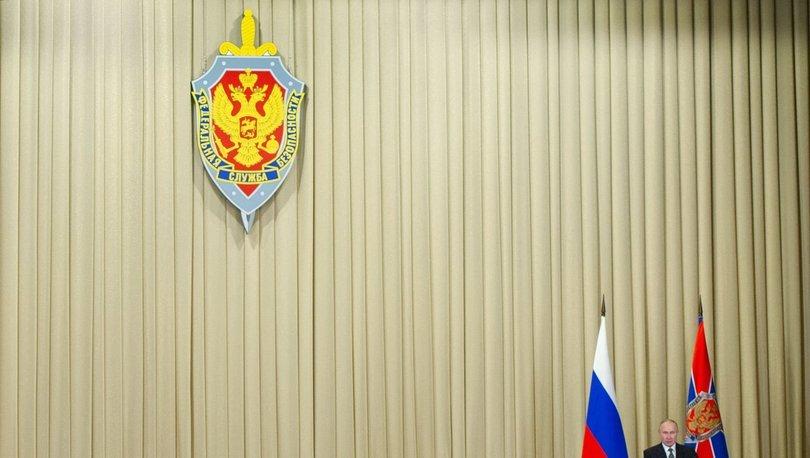 Rusya Federal Güvenlik Servisi, Ukraynalı diplomat Oleksandr Sosoniuk'u St.Petersburg'da tutukladı