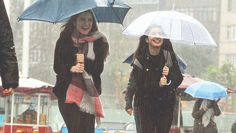 SAĞANAK! Son dakika HAVA DURUMU uyarısı: Yağmur ve fırtına (Ankara - İstanbul)