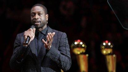 Wade, Jazz'a ortak oldu
