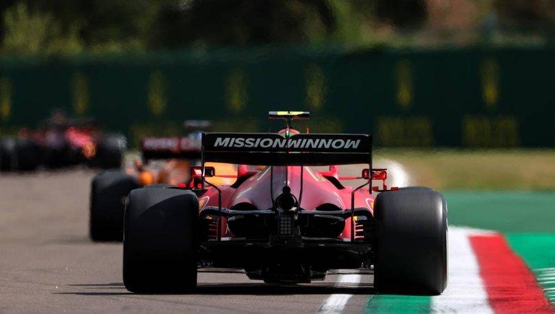 Formula 1 saat kaçta, hangi kanalda yayınlanacak? İşte Formula 1 2021 takvimi...