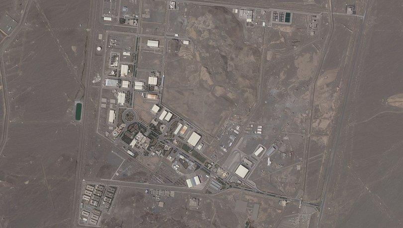 İran, Natanz Nükleer Tesisi'ndeki kazanın arkasındaki ismi açıkladı