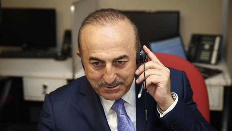 Dışişleri Bakanı Çavuşoğlu, Fildişi Sahili Dışişleri Bakanı Camara ile telefonda görüştü