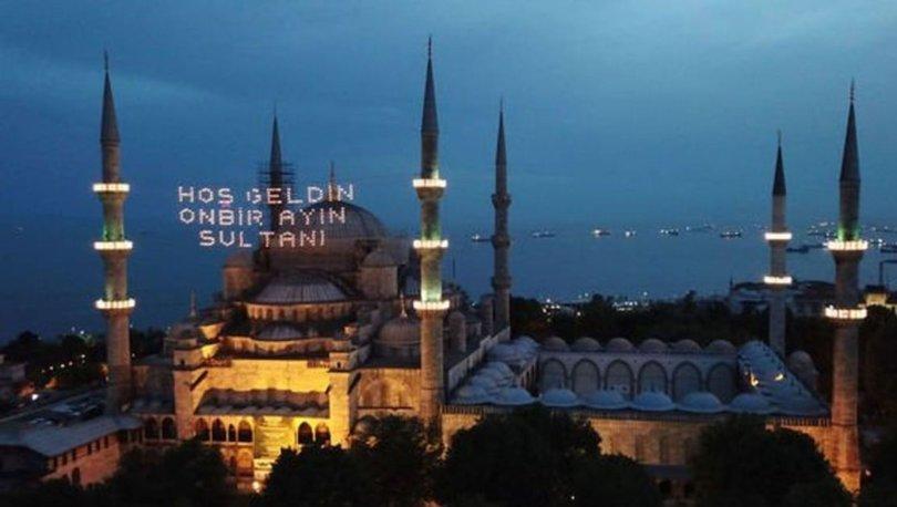 18 Nisan İstanbul sahur kaçta? İstanbul'da sahur saat kaçta bitiyor? İstanbul imsakiyesi