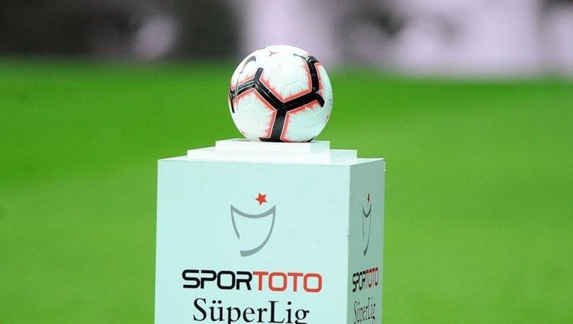 Süper Lig puan durumu 17 Nisan - Spor Toto Süper Lig 35. hafta maç sonuçları ve fikstür