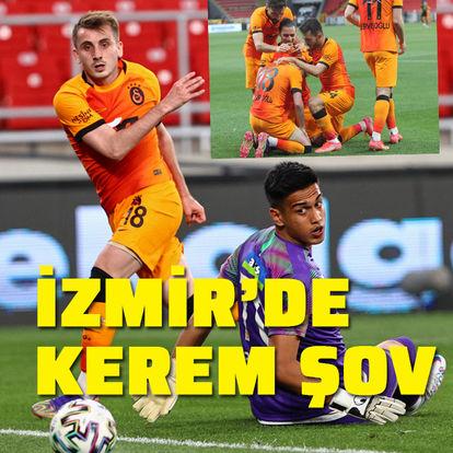 İzmir'de Kerem şov!