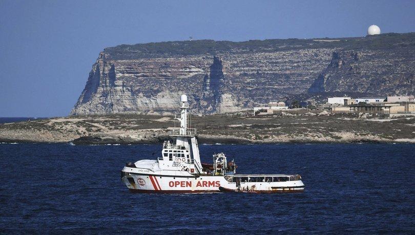 Matteo Salvini, 2019 yılında göçmen kurtarma gemisini engelleme girişimi nedeniyle yargılanacak
