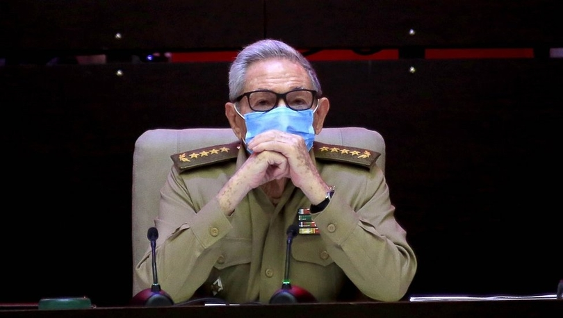 Küba Komünist Partisi'nin lideri Raúl Castro görevi bırakıyor