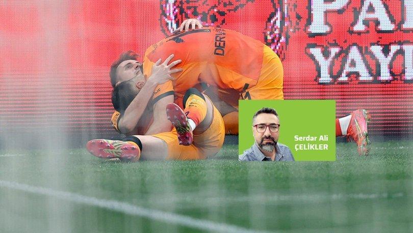 Son dakika   Serdar Ali Çelikler, Göztepe - Galatasaray maçını yorumladı!